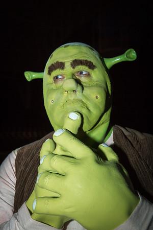 Shrek Print Orders - All Acts