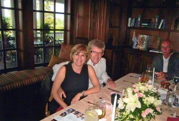Liz & Jay 25th Wedding Anniversary