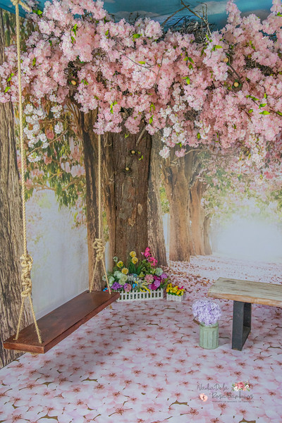 2. The garden of Love version Cherry Blossom