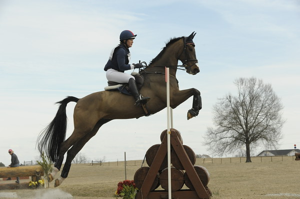 2015 Pine Top Advanced Horse Trial - XC February 21, 2015