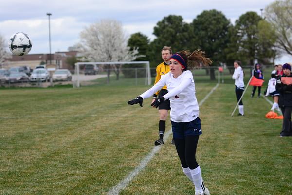 JV Girls Soccer vs Elkhorn