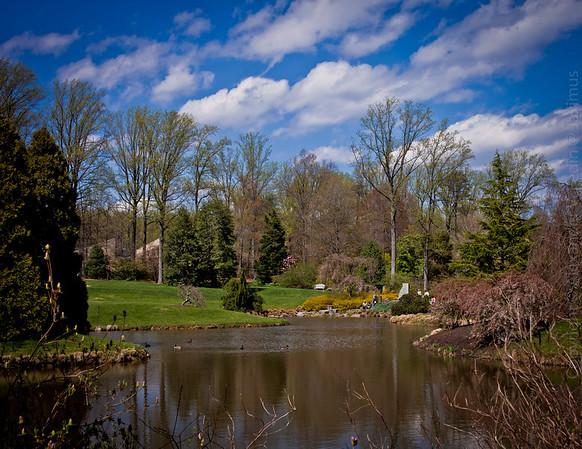 Brookside Garden - Maryland - April 17, 2011