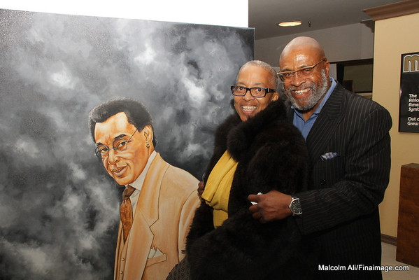 Los Angeles Urban League Presents - The 90 That Built LA Exhibit 12-12-2012
