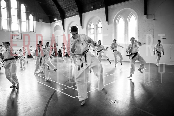 Seido karate - Chiswick meets Fulham dojo