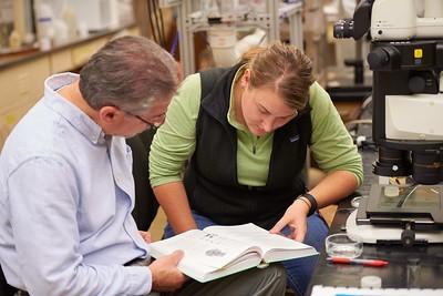 2015 UWL Professor Roger Haro Lab