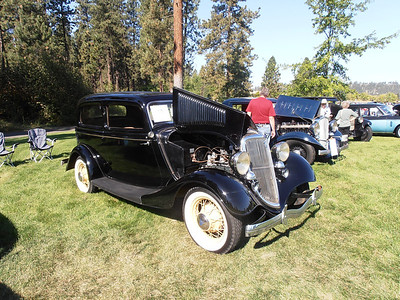 Hassie Show - 1934 Ford