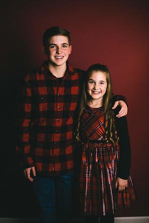 Xmas mini Nicholas & Annabelle