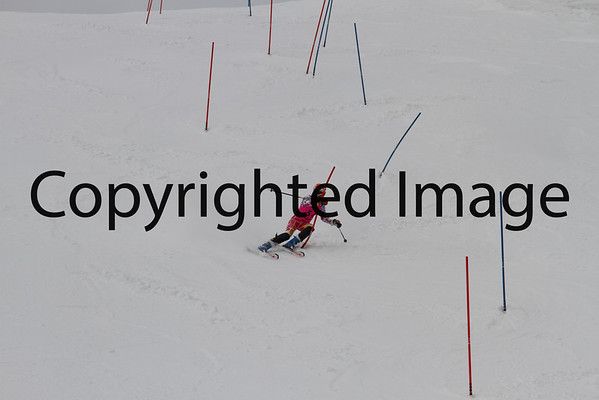 U16 Ladies Slalom 2/10 Run 2
