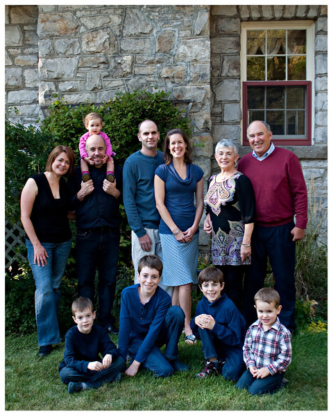 the brown family 16x20.jpg