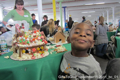 The Great Gingerbread House Collaboration