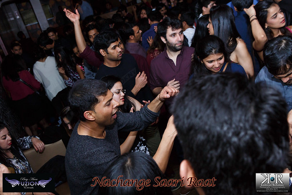 Nachange Saari Raat by Fuzion events