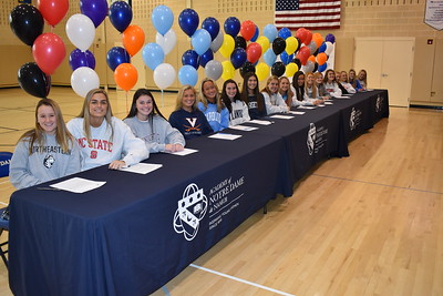 2019 Student-Athlete College Commitment Ceremony