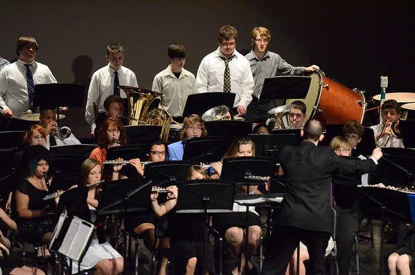 ISSMA Preview -  Concert Band