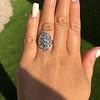 1.75ctw Edwardian Toi et Moi Old European Cut Diamond Ring  53