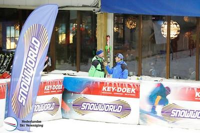 NK alpineskiën indoor 2017