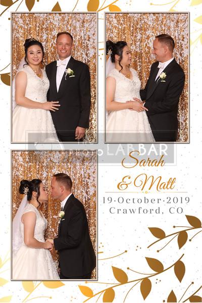 Matt Soper and Sarah Wang Wedding