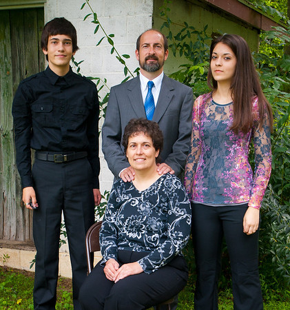 Faulkinbury Family Portraits '13