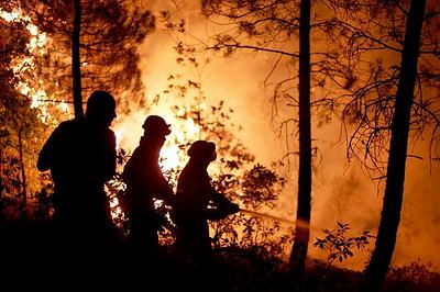 Los 10 incendios más devastadores del siglo XXI en España