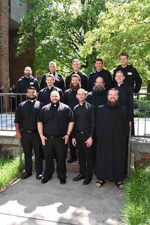 2021 New Seminarians