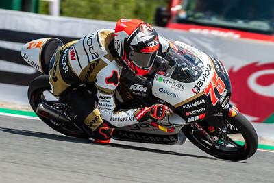 FP1, Moto3, Czech Republic, Brno