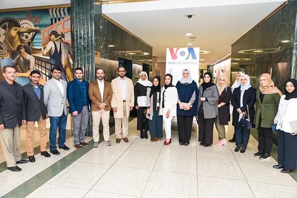 UAE Media Diplomacy VOA