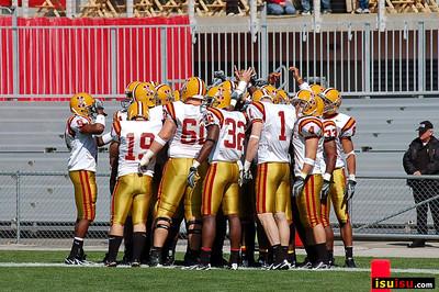 Iowa State vs Iowa 2007