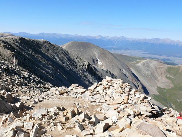 Mount Sherman Hike