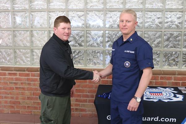 Coast Guard Recruiter