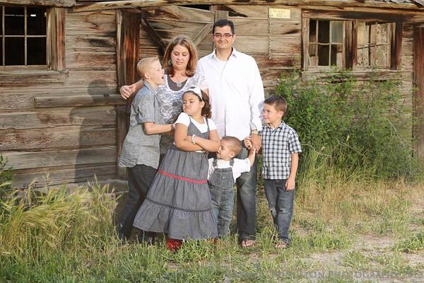 Aznar Family 2013