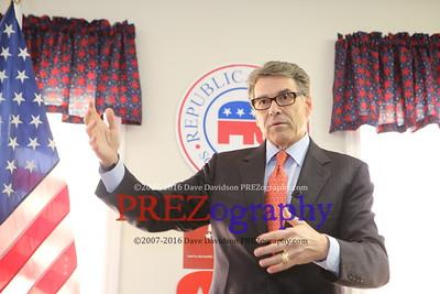 Rick Perry Scott County GOP 3-20-15