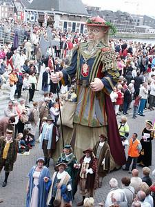 Reuzen stoet Maastricht