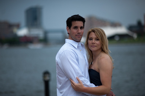 Megan + Adam. Federal Hill.