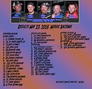 Modoc Race Photos 23May2015