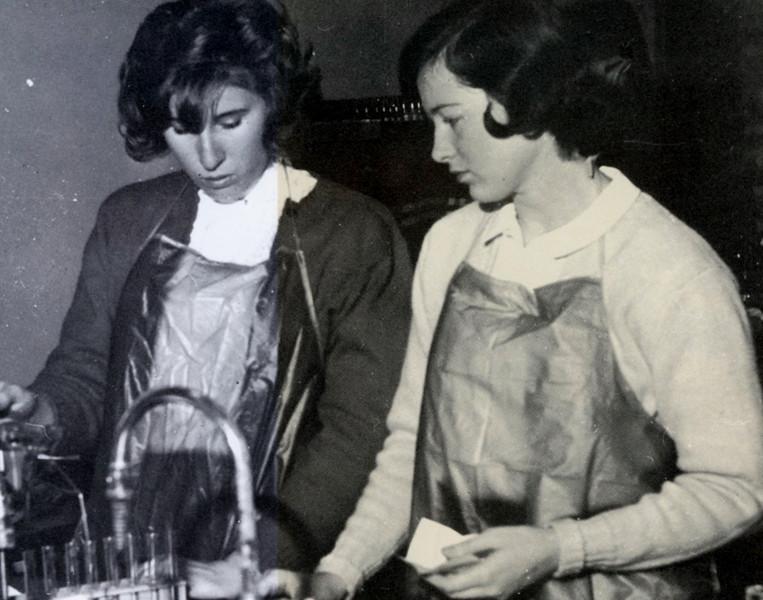 Gwen Byers, Ruth Mussey