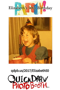 Elizabeth's 50th Birthday