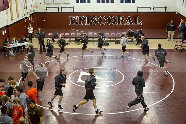 Boys' Wrestling - Landon vs Episcopal