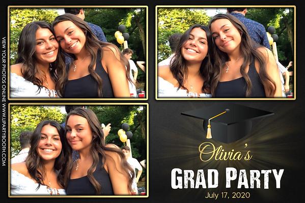 Olivia's Grad Party