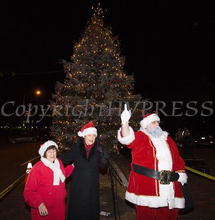Newburgh Christmas Tree