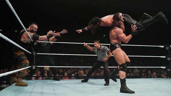 Roman Reigns - Digitals WWE Live Sheffield