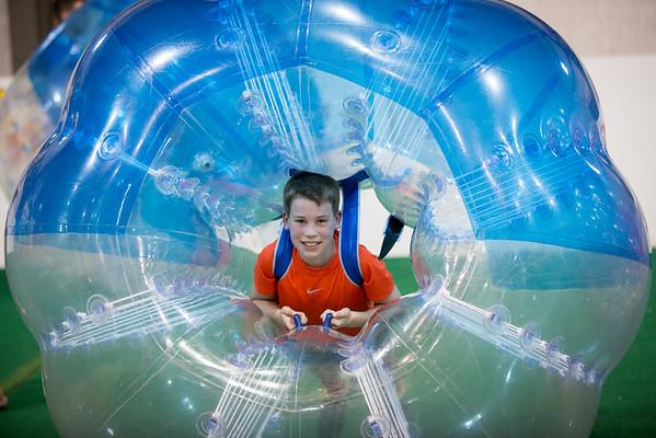 Bubble Soccer 04-18-2015