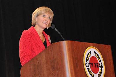 2012 City Year Boston Women's Leadership BreakfastCity Year Women's Leadership Breakfast