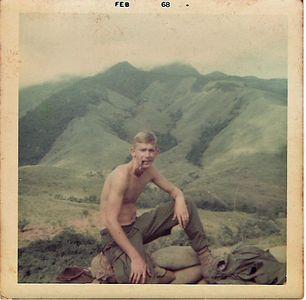Alan Allen - Vietnam