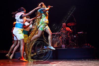 Santigold In Concert - Club Nokia