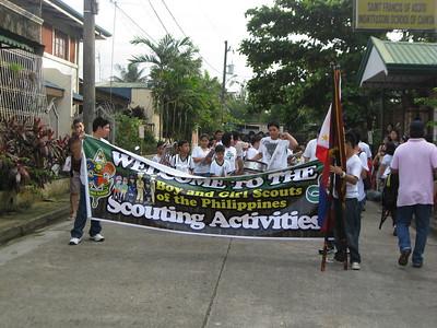 SFAMSC Scouting Jamboree 2011-2012