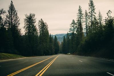 Went to Church in Yosemite