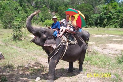 Thailand March 2006