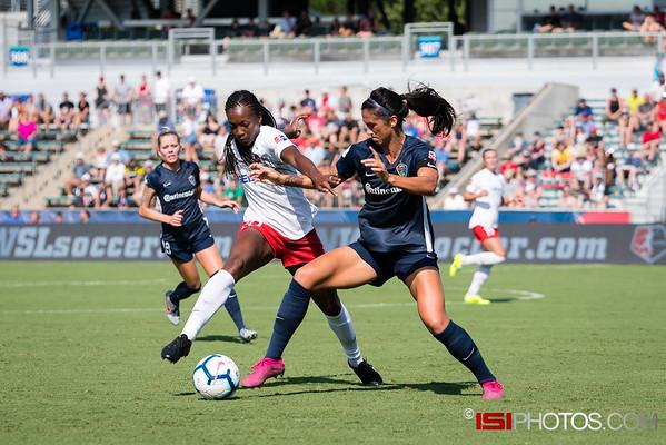 NC Courage vs Washington Spirit 8-3-2019
