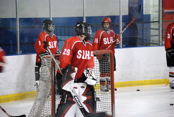 Saranac Lake High School 2007-2008