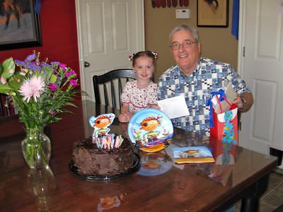 Papaw's Birthday