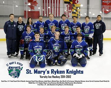 Ryken Ice Hockey 2011-2012